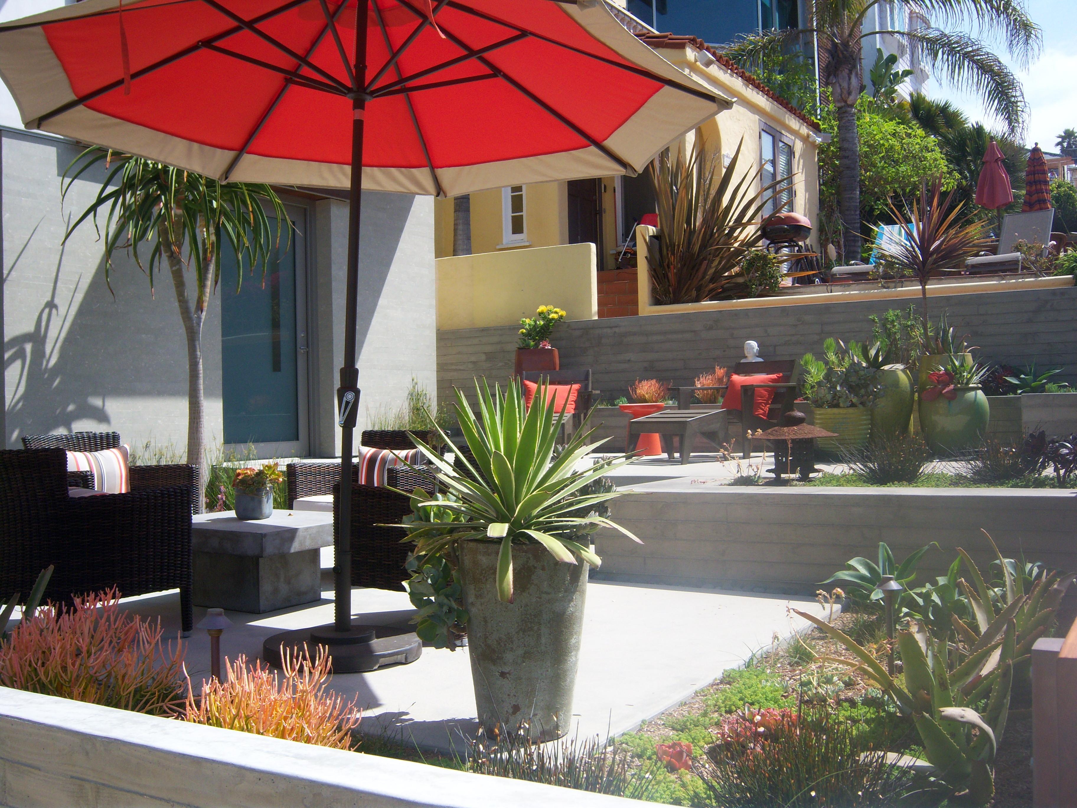 Ideas verdes para disfrutar arquitectura propiedades for Reposeras para terrazas