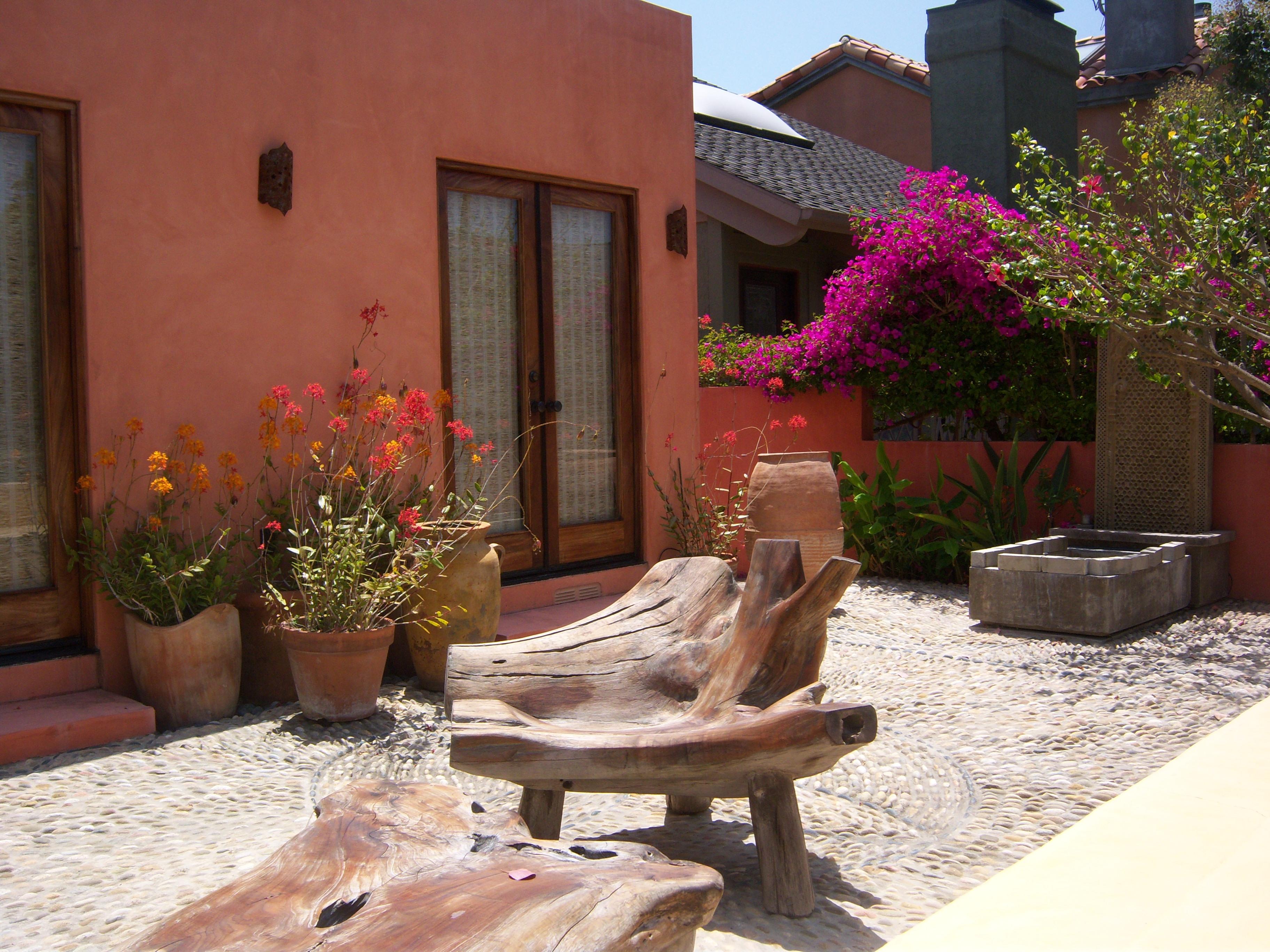 Ideas verdes para disfrutar arquitectura propiedades for Adornos para terrazas y patios