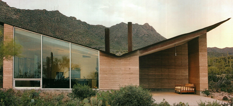 Claves de la casa moderna del siglo 21 arquitectura for Casas modernas techos inclinados
