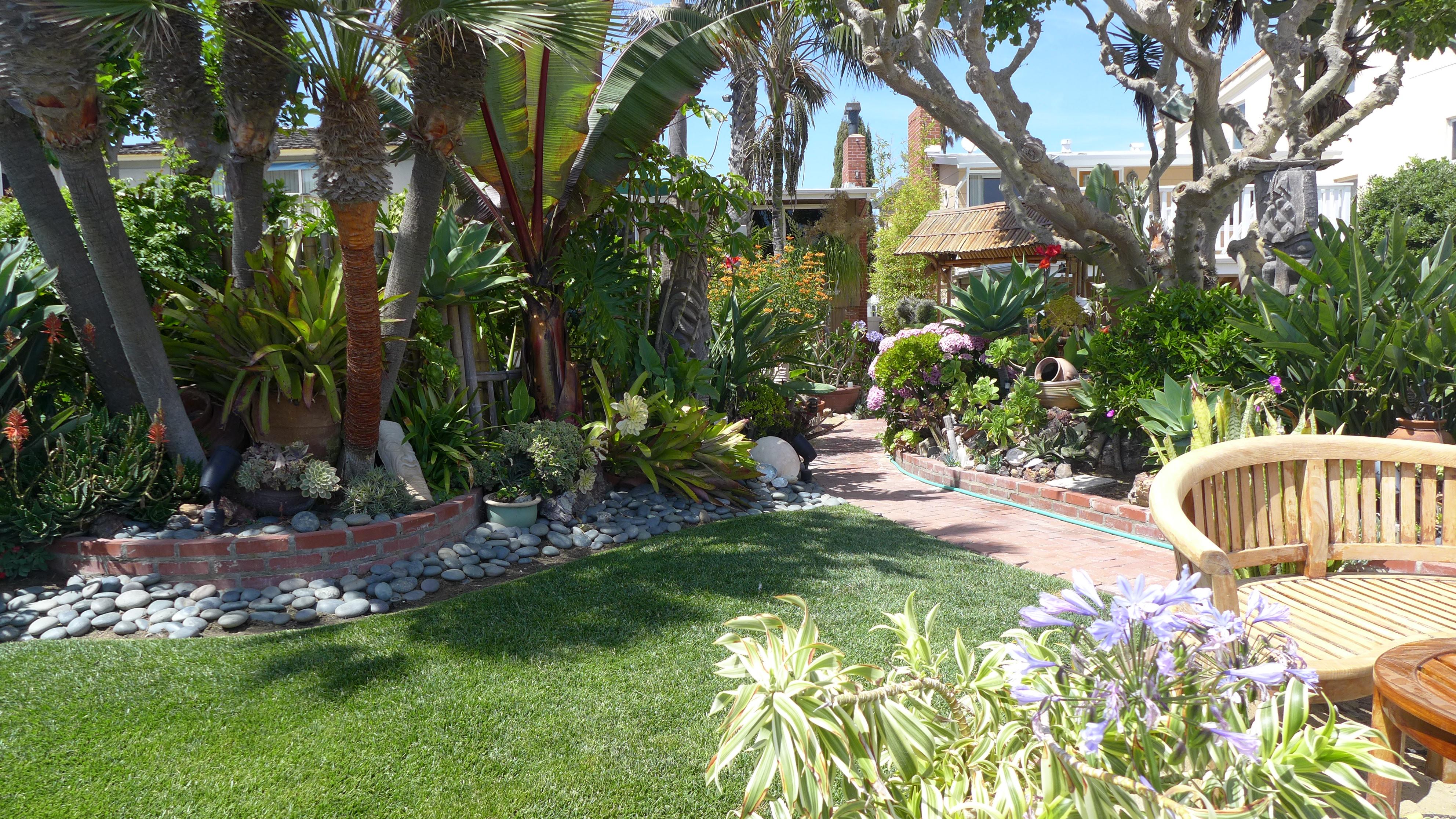 Ideas verdes para disfrutar arquitectura propiedades for Diseno jardines sin pasto