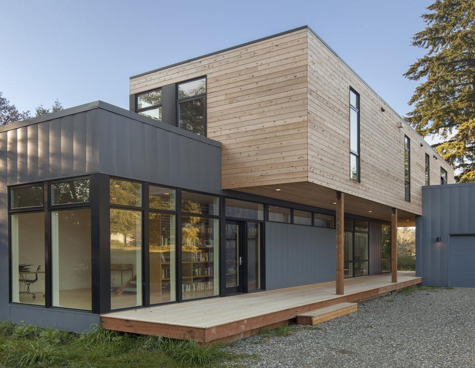 Claves de la casa moderna del siglo 21 arquitectura for La casa moderna