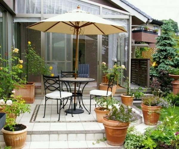 Ideas verdes para disfrutar arquitectura propiedades for Viviendas para terrazas