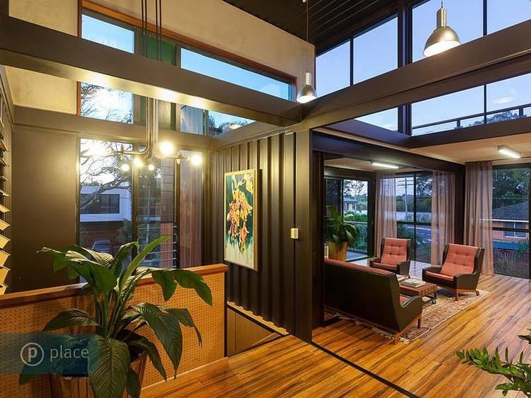 Containers arquitectura sustentable prefab arquitectura for Casa container costo